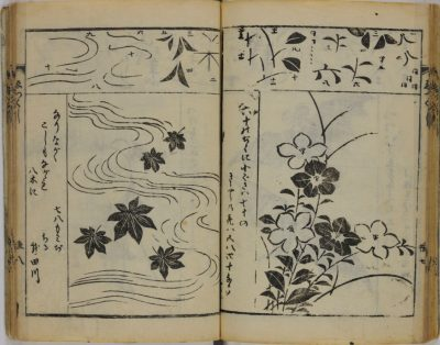 Katsushika Hokusai Quick Lessons in Simplified Drawing