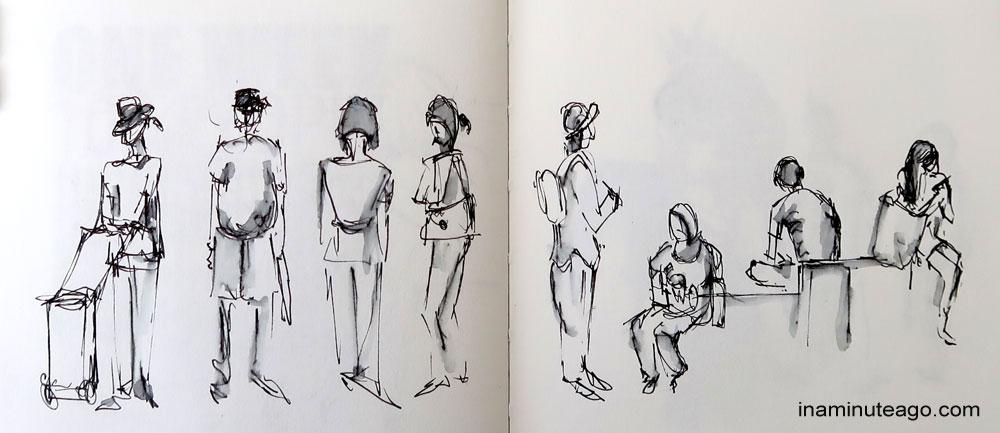 OneWeek100People2018 sketch 2
