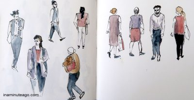 OneWeek100People2018 sketch 19