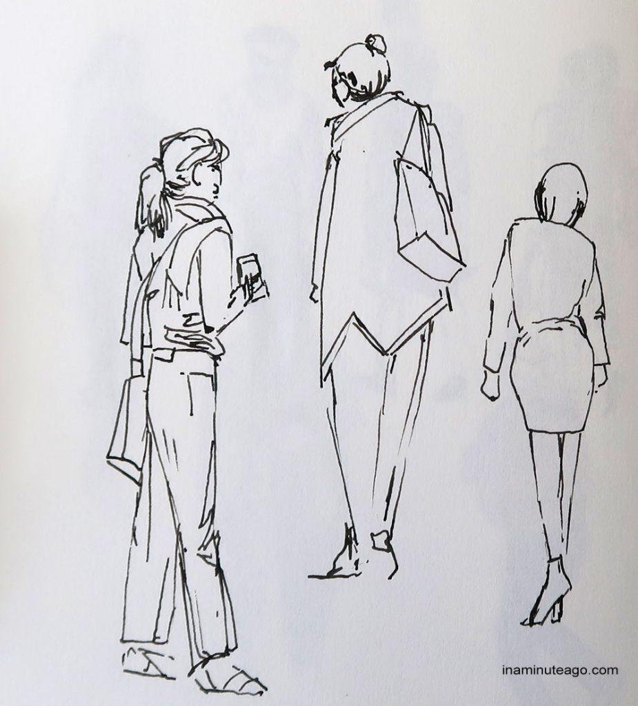 OneWeek100People2018 sketch 20