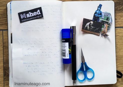 Travel Journal tip 2 from on the road