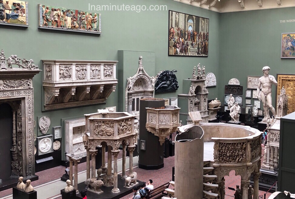 Cast Galleries South Kensington System