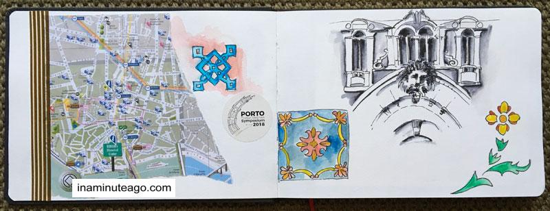 USK Symposium 2018 Porto collage